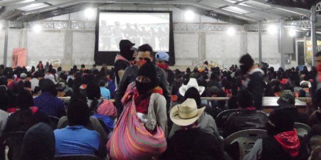 EZLN CINE-OVENTIK- POZOL 2018 NOV V