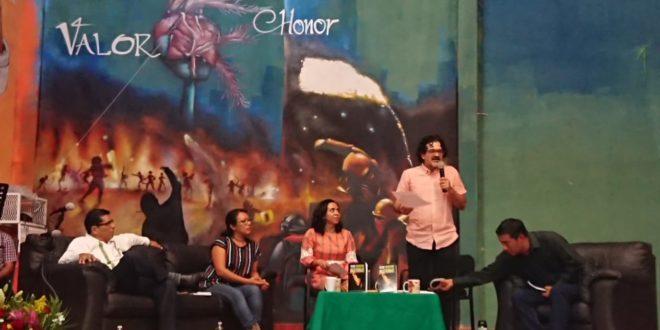 AED-CNTE Chiapas: Con música, poesía e historia, recuerdan al maestro David Gemayel Ruíz Estudillo