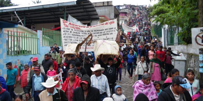 """Ejido Tila, denuncia a """"falso comisariado operador del ayuntamiento"""""""