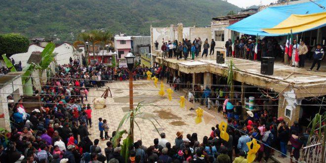 """Chiapas: """"Ayuntamiento de Tila y usurpadores usan programas para dividir y generar conflicto en el ejido"""""""