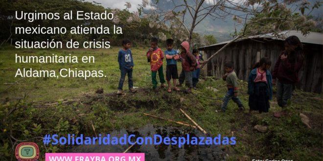 Aldama, Chiapas: Dos personas heridas y un asesinado en ataque armado esta madrugada
