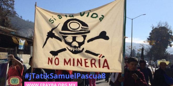 """Chiapas: """"No somos esclavas ni esclavos, luchamos por una vida comunitaria"""", octavo aniversario de Jtatic Samuel Ruíz"""