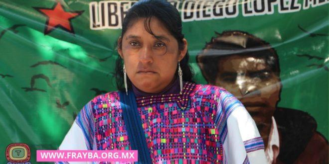 Sistema de justicia en Chiapas vulnera derechos humanos a Pueblos Originarios: Frayba