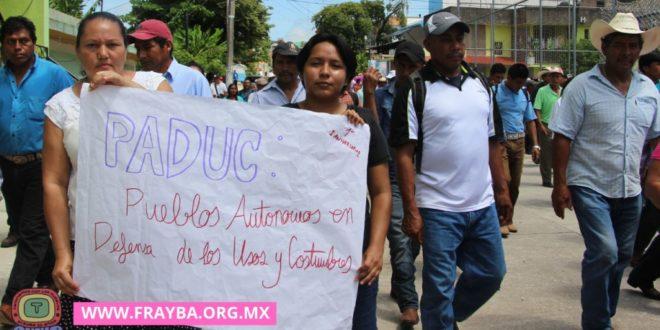 """Chiapas: """"la Guardia Nacional, asegurará el recrudecimiento de la violencia en los pueblos originarios"""""""