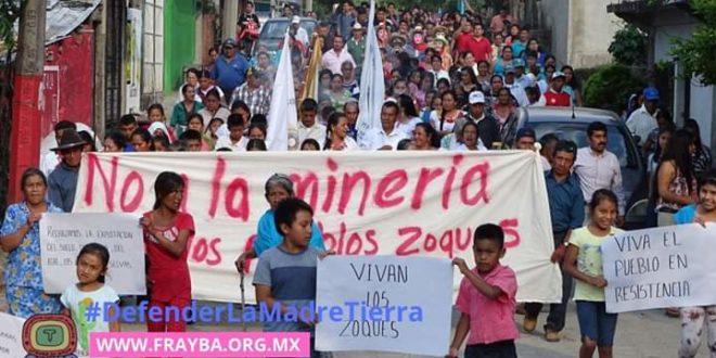 """Chiapas: políticas de """"progreso y desarrollo"""" que se imponen, violan derechos de pueblos originarios"""
