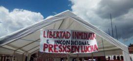 """""""Chiapas: indígenas presxs injustamente, cumplen 7 días en huelga de hambre."""""""