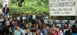 """Abejas de Acteal, convocan a seguir caminando por el """"No olvido"""", y rechazan """"solución amistosa"""", del Estado mexicano"""