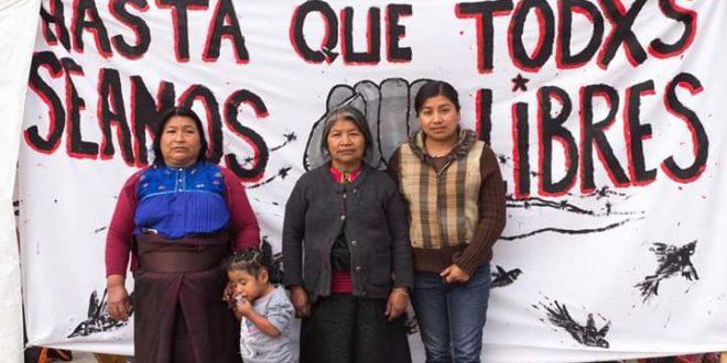 """Chiapas: Como Sabines y Velasco, Escandón """"Discrimina a Pueblos Originarios en el marco del sistema de justicia"""""""