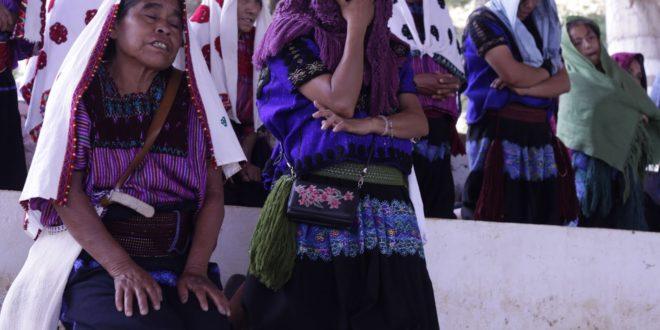 """Abejas de Acteal Chiapas: Con AMLO, """"se ha intensificado la contrainsurgencia a Pueblos Originarios"""""""
