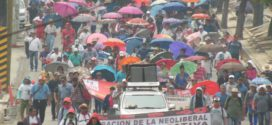 AED_CNTE Chiapas, denuncia irregularidades en ascensos y cadena de cambios.