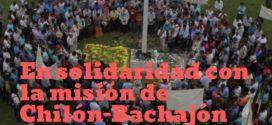 CHIAPAS: COMUNICADO DE SOLIDARIDAD CON LA MISIÓN CHILÓN- BACHAJÓN