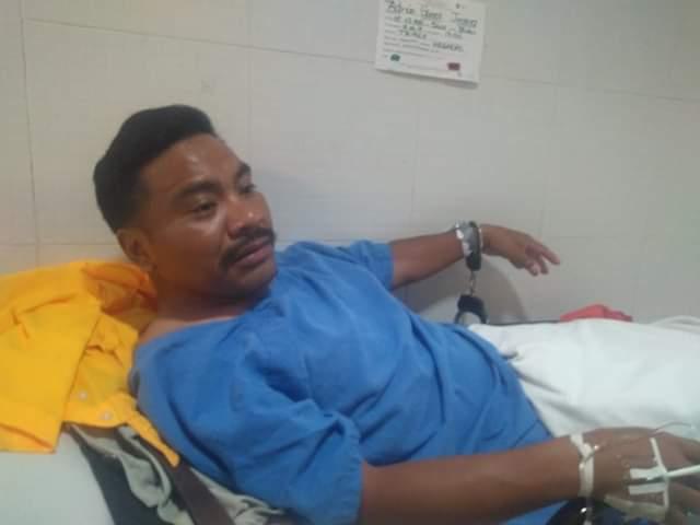 """Chiapas: """"Por órdenes de arriba"""", mantienen esposado en el hospital, a indígena injustamente preso"""