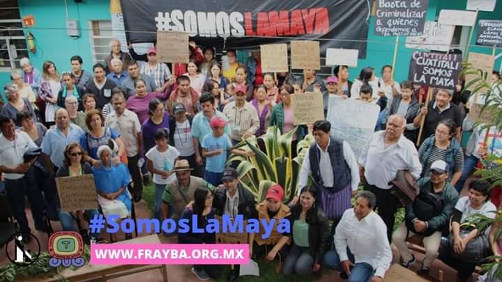 Chiapas: En riesgo la integridad de quienes defienden la Tierra, denuncian DDHH