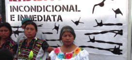 """Chiapas: """"Este gobierno ha demostrado que los puede dejar morir sin importarle nada"""", familiares de indígenas injustamente presos, ahora en ayuno"""