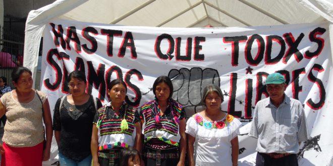 """""""Gobierno de Chiapas, incrementó la discriminación y falta de justicia a Juan y su familia. En total son 12 años en prisión pagando un delito que no cometió"""", Frayba"""
