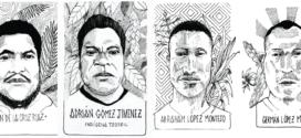 """Chiapas: """"Estamos presos, pero nuestras palabras no están presas"""", indígenas en la jornada """"Samir Vive"""""""