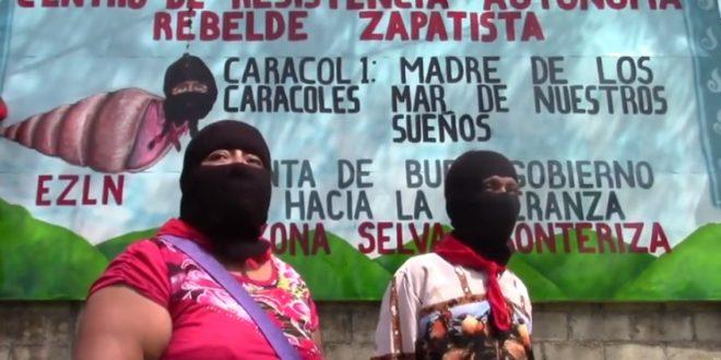 Nuevos Caracoles Zapatistas: Romper el cerco militar y fortalecer la autonomía