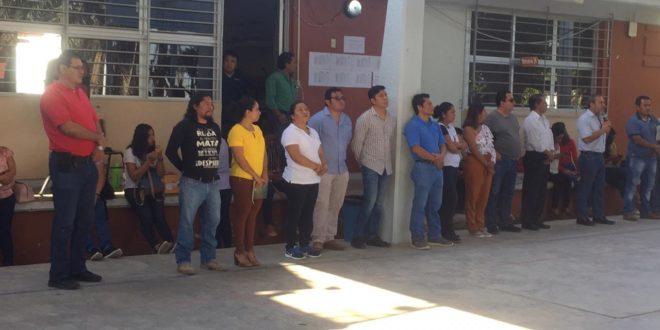Con el Proyecto Comunitario Para la Escuela, inicia AED CNTE Chiapas, actividades político_pedagógicas ciclo 2019_2020