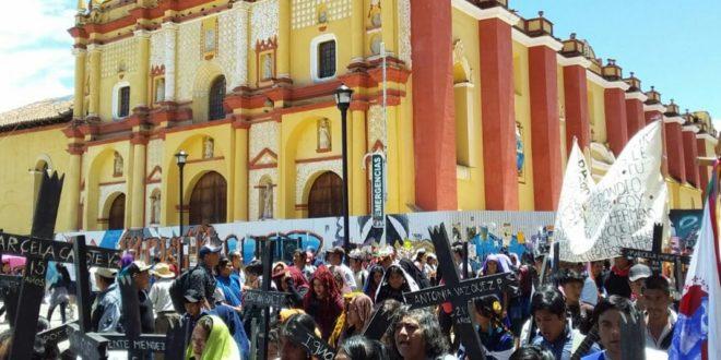 """Abejas de Acteal Chiapas: """"27 años de Resistencia, Autonomía y No Violencia"""""""