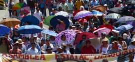 "AED_CNTE Chiapas: ""No podemos mantenernos pasivos ante tantos agravios"". Magisterio convoca a marcha para el 9 de diciembre"