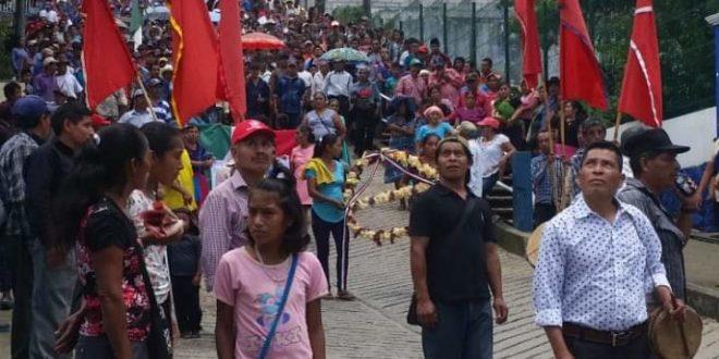 Tila Chiapas: Romper el cerco; ejerciendo la autonomía ejidal