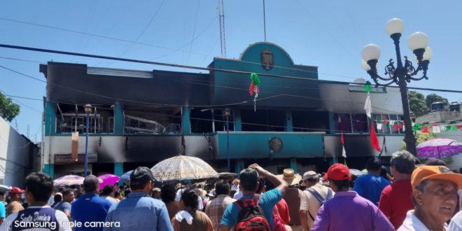 """Escuintla Chiapas: """"Uso excesivo de la fuerza deja personas detenidas y muertas"""""""