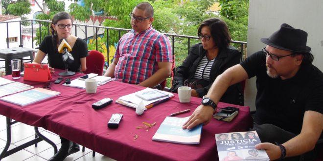 """México: """"Hay muert@s que no callan nunca"""", presentan plataforma virtual del caso Narvarte"""