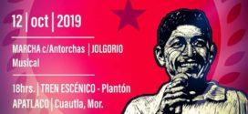"""México: """"A 527 años de la conquista nos levantamos a decir ¡Ya Basta!. Triunfará la vida ante el capitalismo"""""""