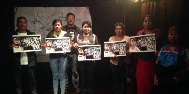 """Indígenas presos de Chiapas y Oaxaca, """"unen voces por una verdadera justicia"""""""