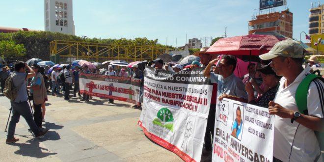 AED-CNTE Chiapas, «repudia» reglamento para la elección de representantes del SNTE