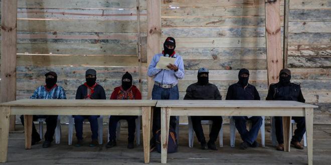 """Chiapas: """"En territorio zapatista el arte se convierte en lucha"""", inicia festival de danza convocado por el EZLN"""
