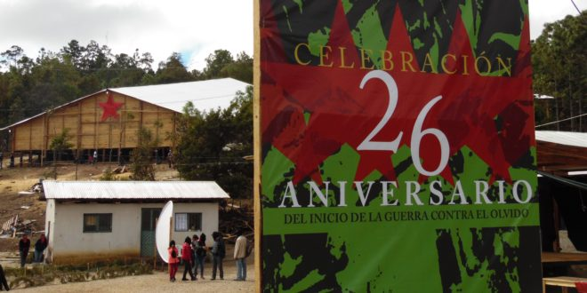 EZLN: 26 Aniversario de película