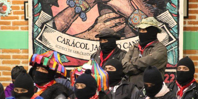 Foro del CNI_CIG EZLN, convoca a personas de 25 estados y 24 países