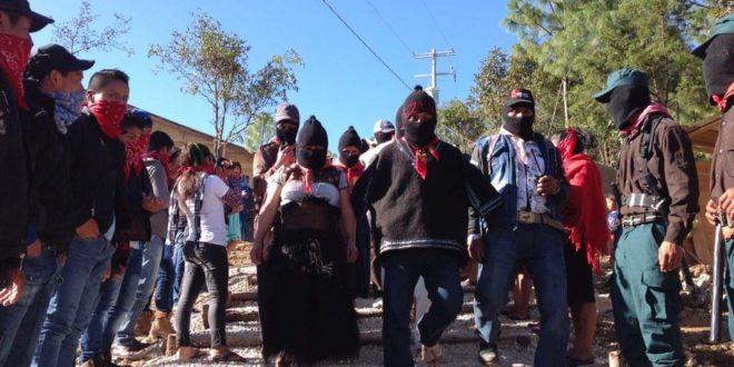 "EZLN: Programación del PRIMER FESTIVAL DE DANZA, ""Báilate otro mundo"""