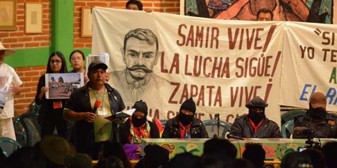 «No estamos dispuestos a entregar nuestro territorio, vida y dignidad», libertad de Miguel López Vega, exige el FPDTA