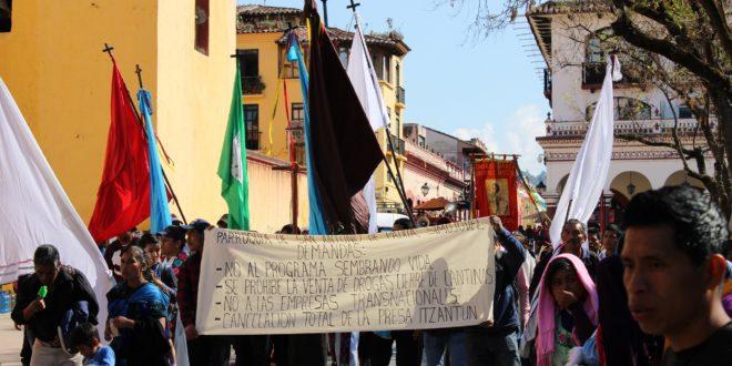 """Chicomuselo Chiapas: Denuncian al comisariado Antonio Ramírez, por amenazas a """"cuidadores de la tierra"""""""