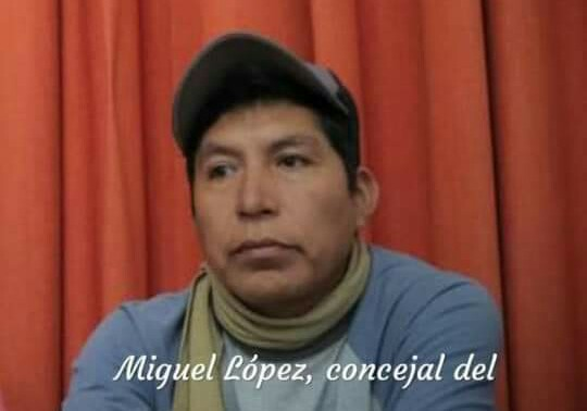 Puebla: CNI_CIG y EZLN exigen la libertad de Miguel López Vega, defensor del rio Metlapanapa