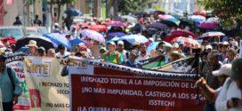 """Chiapas: con reformas al Isstech, """"se preparan las condiciones para privatizar los servicios de seguridad social"""", AED_CNTE"""