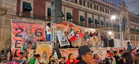 """""""Quieren llevarse las riquezas y dejarnos la muerte"""", CNI-CIG a un año del asesinato de Samir Flores"""