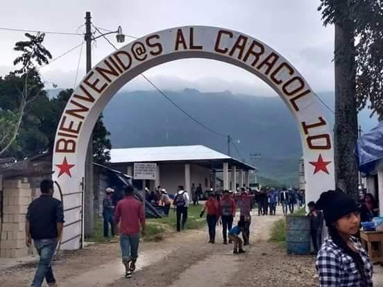 Chiapas: zapatistas inauguran nuevos Caracoles con sus Juntas de Buen gobierno