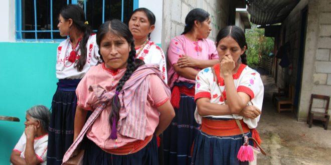 Chiapas: Pueblos Originarios con mayor riesgo para afrontar el COVID-19.  Enfermeras advierten desabasto en los hospitales